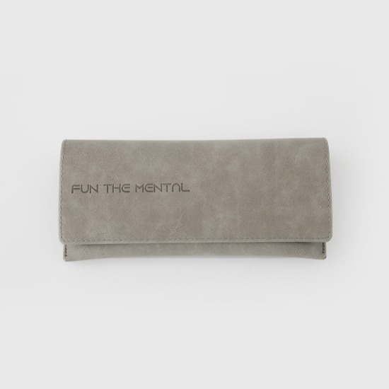 EYEWEAR CASE (GRAY)